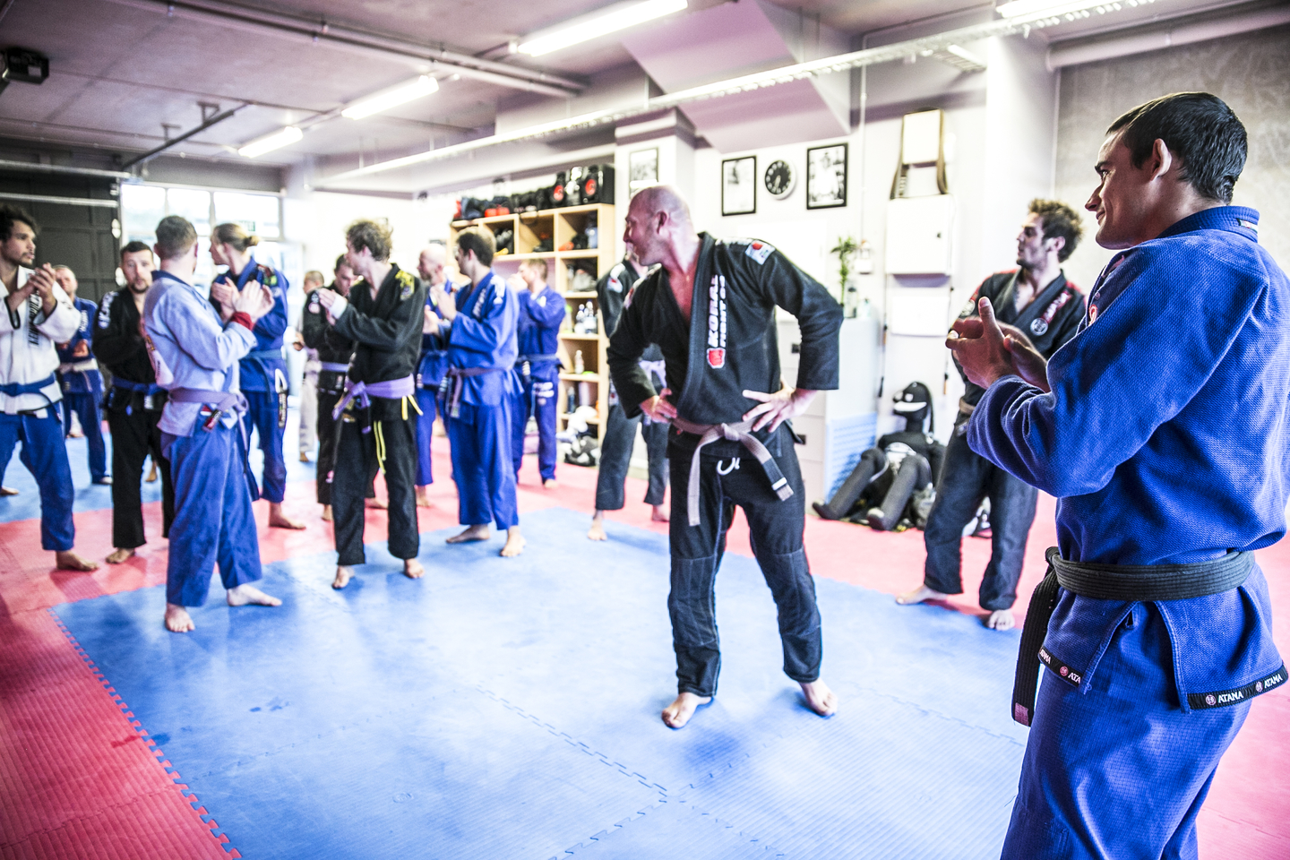 GRADING AND THE BELT SYSTEM | Carlson Gracie BJJ